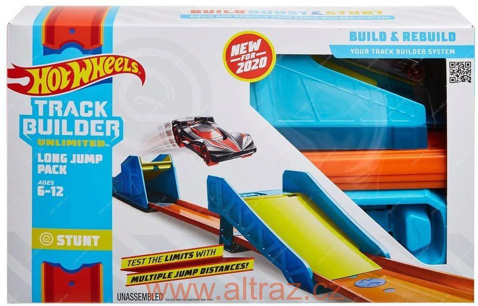Mattel Hot Wheels GLC89 Track Builder Unlimited