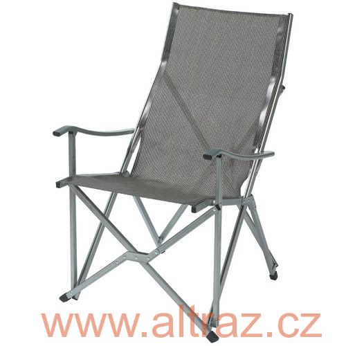 Coleman SUMMER SLING CHAIR (šedá)