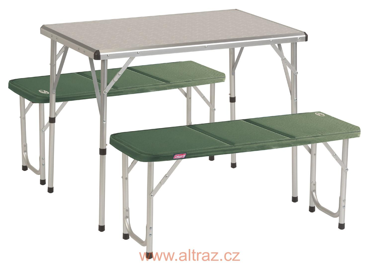 Coleman - Pack Away Table for 4