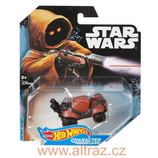 Mattel Hot Wheels Star Wars Character Cars JAWA