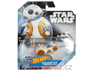 Mattel Hot Wheels Star Wars Character Cars BB-8