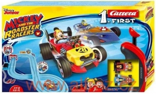 Autodráha Carrera FIRST - 63030 Mickey Racers